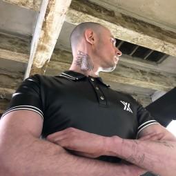 Sexy X-Polo Black/ White...