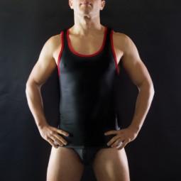 Neo Vest - Black/Red