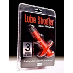 Lube Shooter - Red