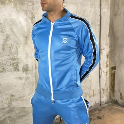 X Class Track Top - Turquoise