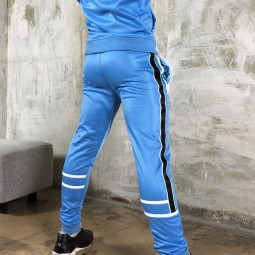 X Class Track Pant -Turquoise