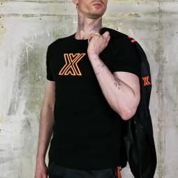 Slim Fit T - X - Orange Fluor