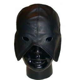 Leather Master Hood Laced