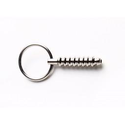 Sword Ribbed hollow plug