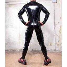 Rubber Body Suit 0,6mm Black