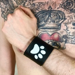Puppy Wristband 6cm...
