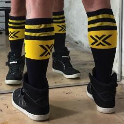 Deluxe Boxer Football Sock...