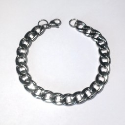 Slim Steel Bracelet -...