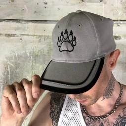 X- Baseball Cap Grey/ black...