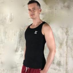 X-Vest Gym Canalé - Black