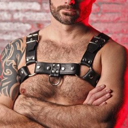De Luxe Shoulder Harness...