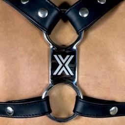 Steel X Harness Piece -...