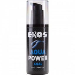 Eros Aqua Power Anal -125ml