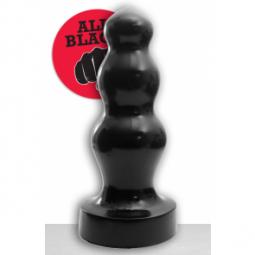All Black Dildo 38cm (AB56)