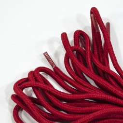 Boot Laces - Trad Skin - Red