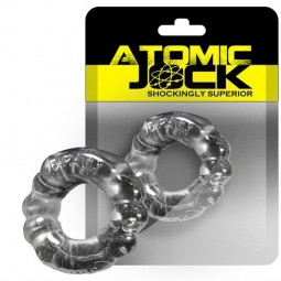 Cockring Atomic Jock - Clear