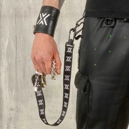 X- strip key holder lanyard...