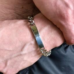 ID thin bracelet -...