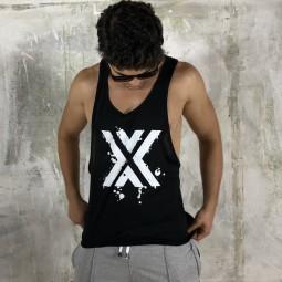 X Grafity Open Vest - Black