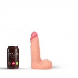 "Heroes - Silicone Cock - 5""..."