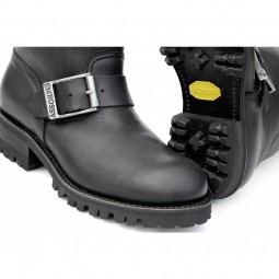 Embossy Engineer Boot 20""
