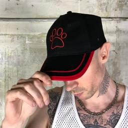 X- Baseball Cap Black/ Red...