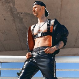BXR - Hunk harness