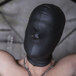 Neo-latex Mask - Closed