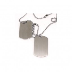 Army steel tags - 30020041