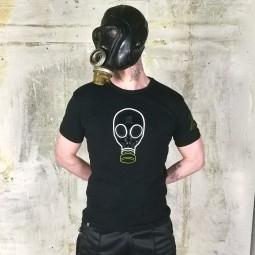 Slim Fit T - Gasmask