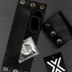 Zipper Wallet 9cm, plain