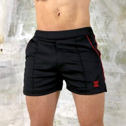 T-Class Short -black/red