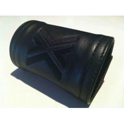 Zipper Wallet 9cm, Black X
