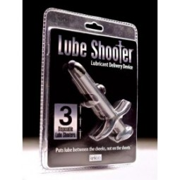 Lube Shooter - Black