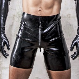 Rubber Cycling Shorts...