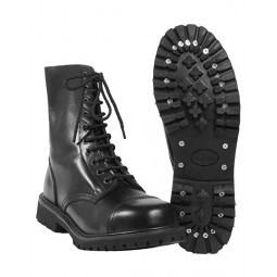 Military Boots - 10 Holes