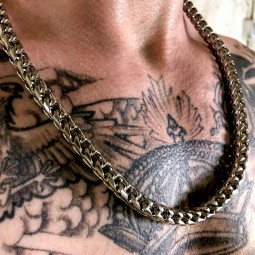 Sailor rope chain -...