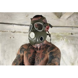 Polish Gas Mask - Khaki