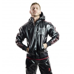 Sexy Fucker Jacket - Black/Red