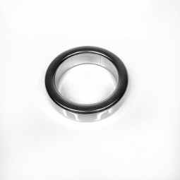 Cockring - Steel, flat,...