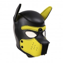 Puppy Neo Hood - Yellow - S/M
