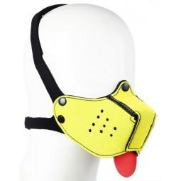 Puppy Neo Muzzle - Yellow -...