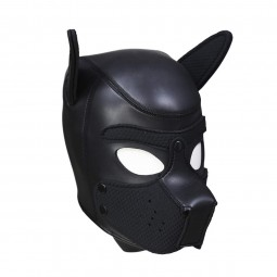Puppy Neo Hood - Black - S/M