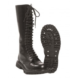 Military Boots - 20 Holes