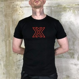 Slim Fit T - X - Red